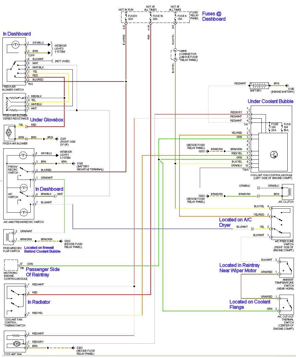 vr6 wiring diagram vr6 image wiring diagram a c mkiii page on vr6 wiring diagram
