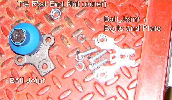 MKIII Ball Joint Replacement