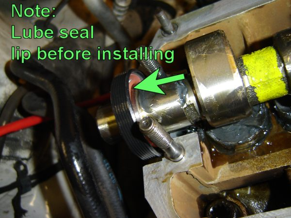 The Great Mkiii Aba 2 0 Camshaft Valve Seal Lifter And Spring Install