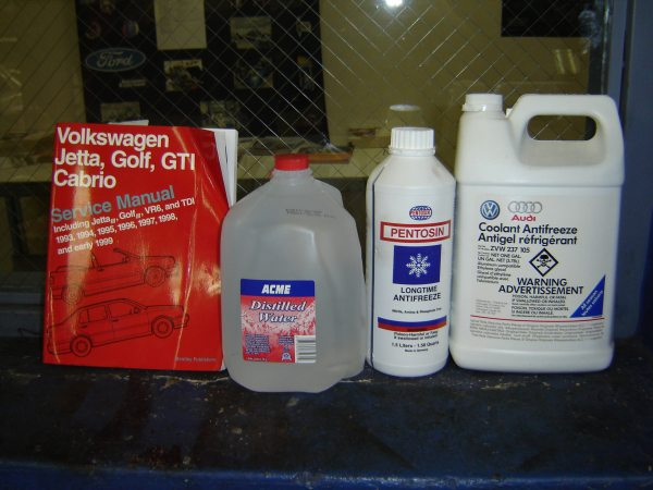 How To 2 0 Thermostat And Coolant Flush