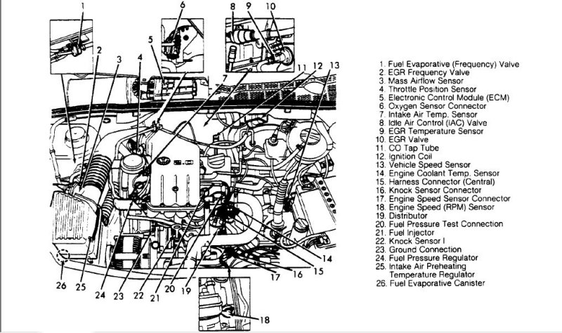 97 jetta engine diagram